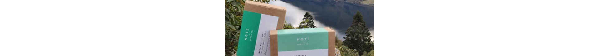Note Nordic Tea Collection